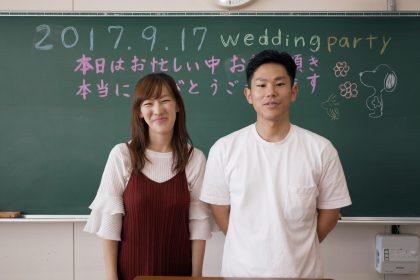 結婚式オープニング動画